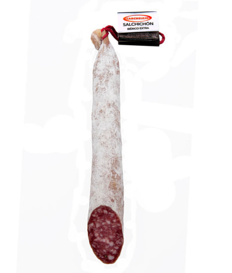 1102- salchichon cular iberico extra mitades