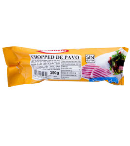 1194-chopped de pavo 350g