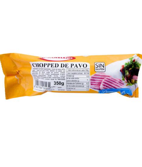 1194-chopped de pavo 350g