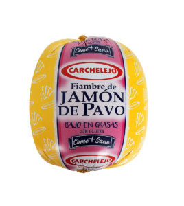 1170- FIAMBRE DE JAMON DE PAVO
