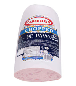2002- CHOPPED DE PAVO
