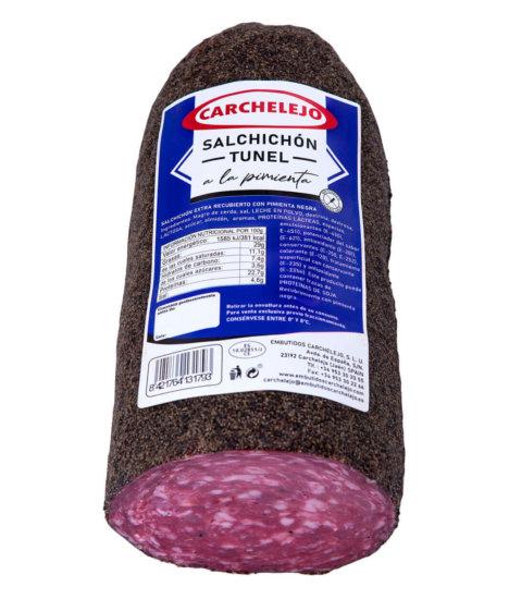 1295- SALCHICHON EXTRA TUNEL