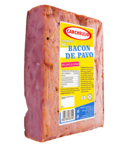 1461- BACON DE PAVO